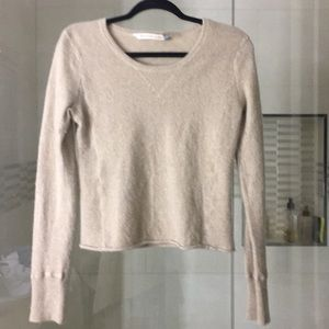 Athleta cashmere sweater sz M